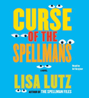 Audiobook of Curse of the Spellmans