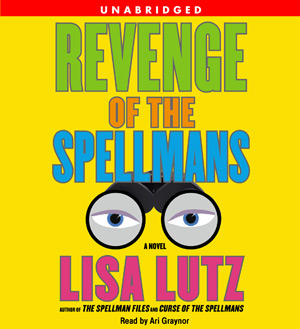 Audiobook of Revenge of the Spellmans