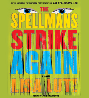 Audiobook of The Spellmans Strike Again