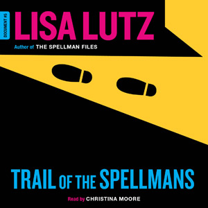Audiobook of Trail of the Spellmans